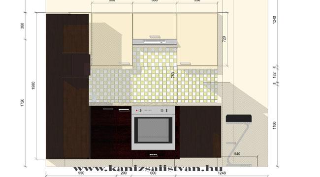 Bútor tervezés számítógépes látványtervekkel